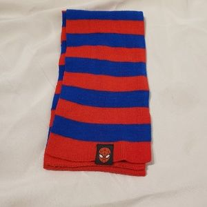 unbranded Accessories - boys red and blue spider man scarf